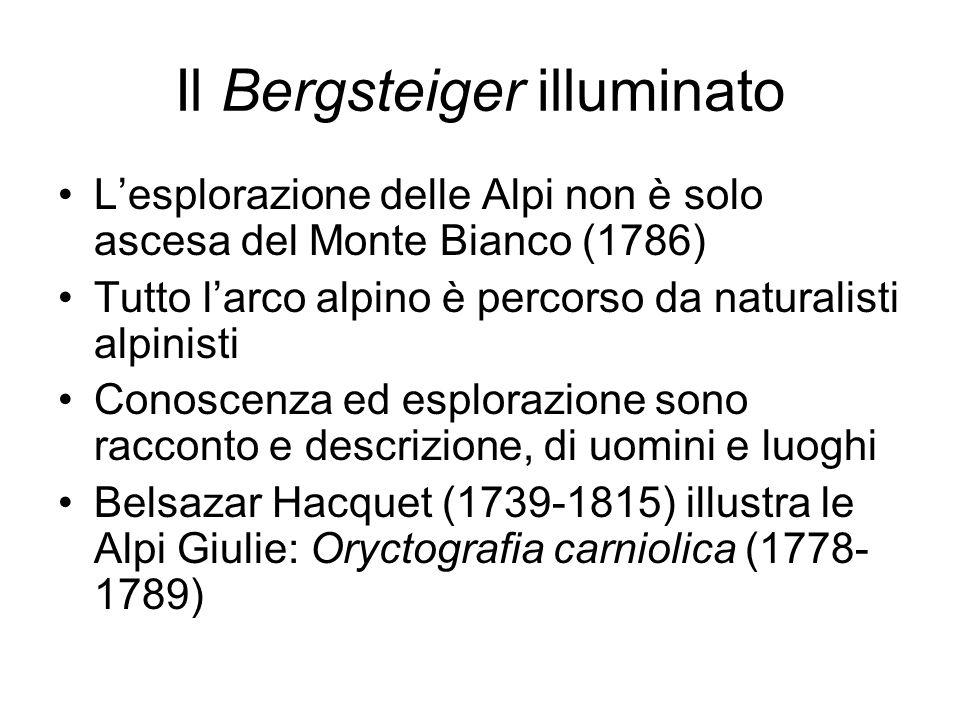 Il Bergsteiger illuminato