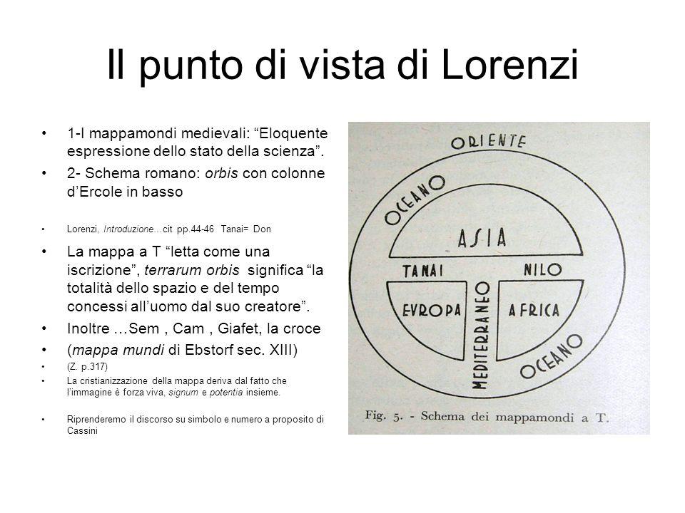 Il punto di vista di Lorenzi