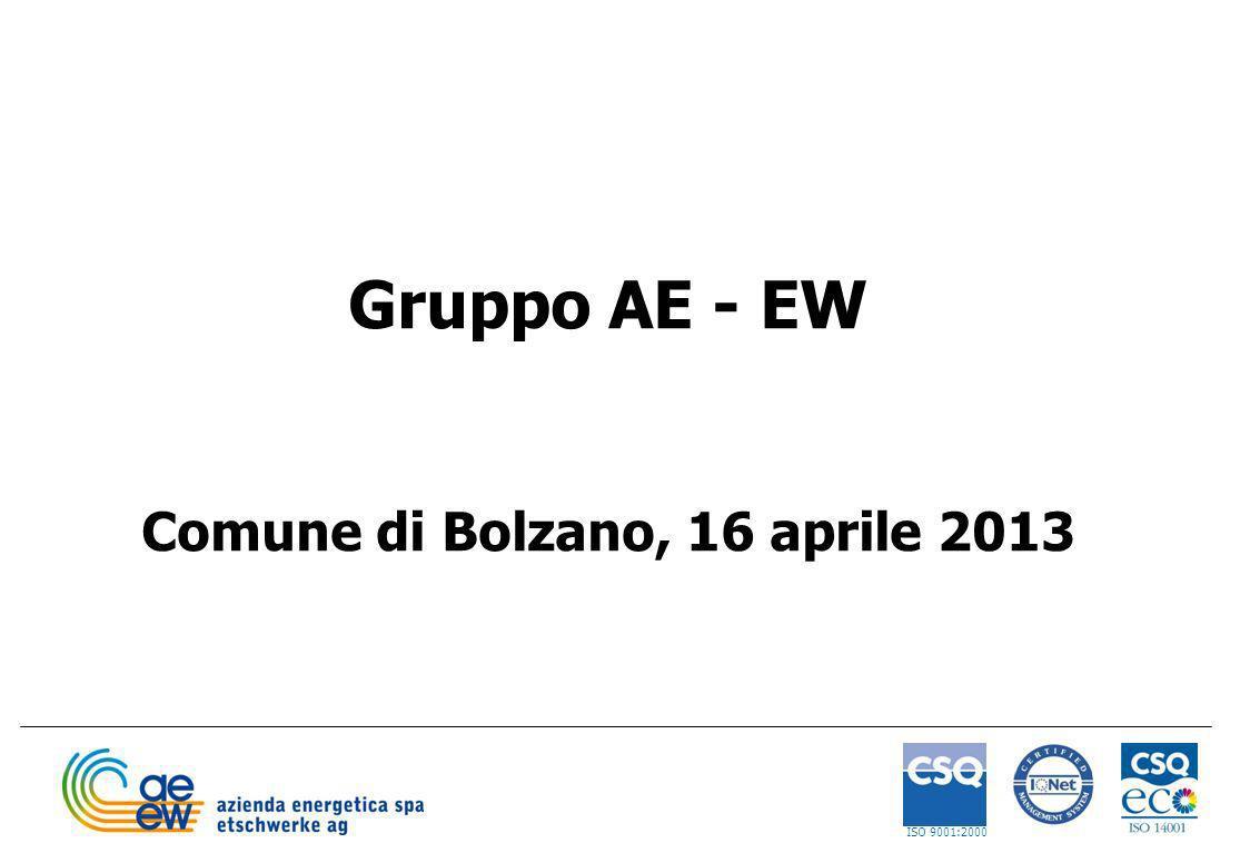 Comune di Bolzano, 16 aprile 2013