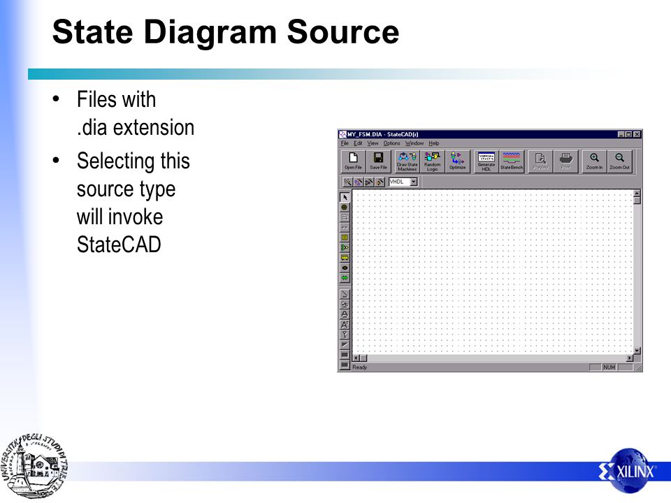 State Diagram Source Files with .dia extension