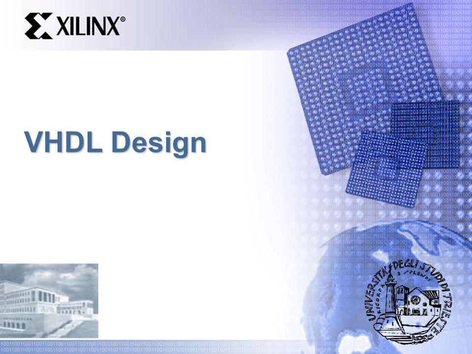 VHDL Design