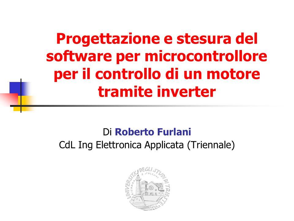Di Roberto Furlani CdL Ing Elettronica Applicata (Triennale)