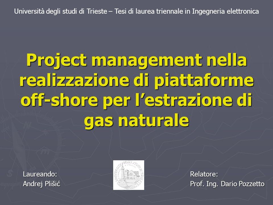 Relatore: Prof. Ing. Dario Pozzetto
