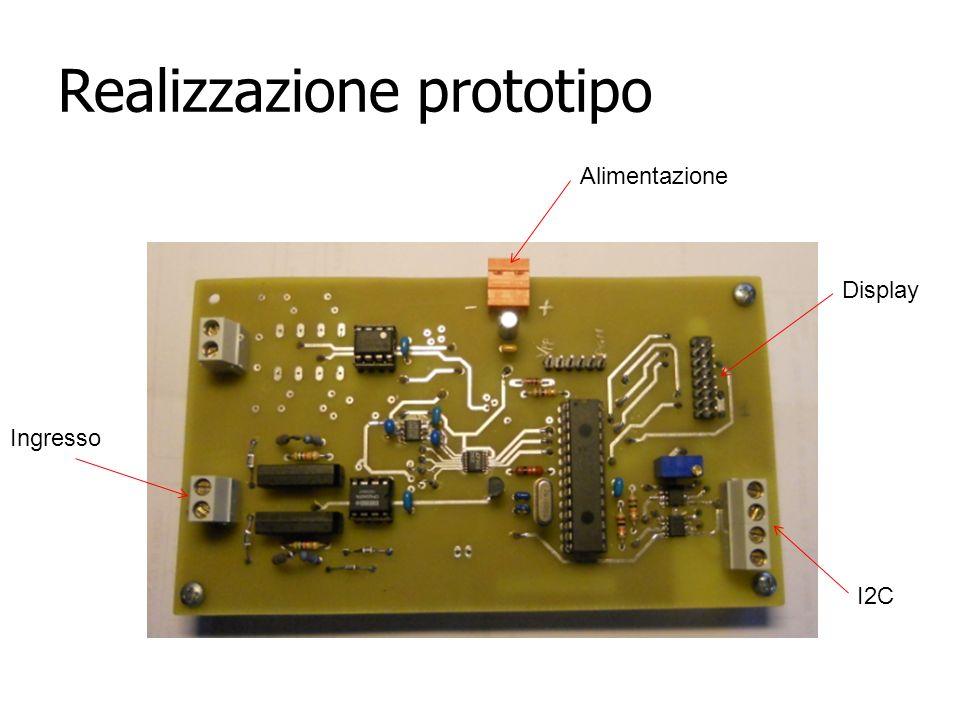 Realizzazione prototipo