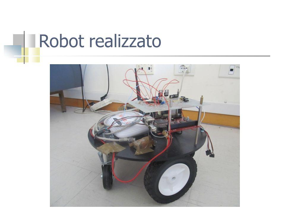 Robot realizzato 10