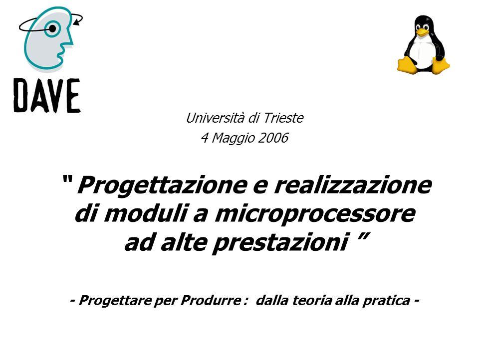 - Progettare per Produrre : dalla teoria alla pratica -