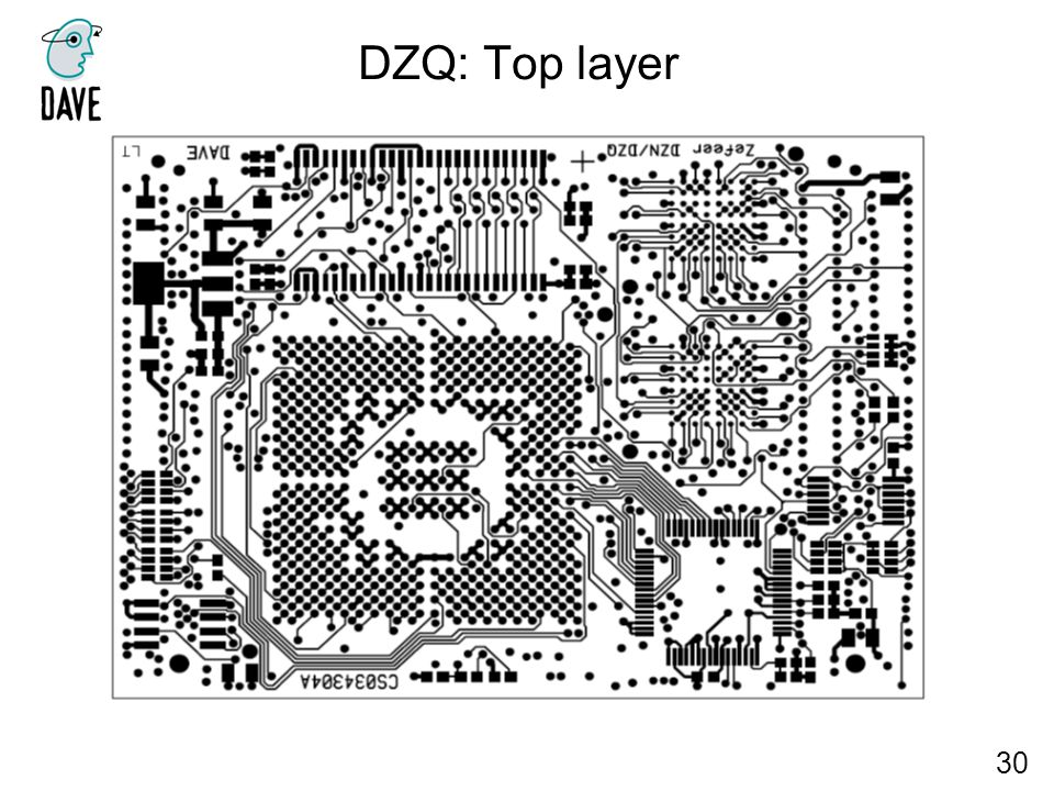DZQ: Top layer 30