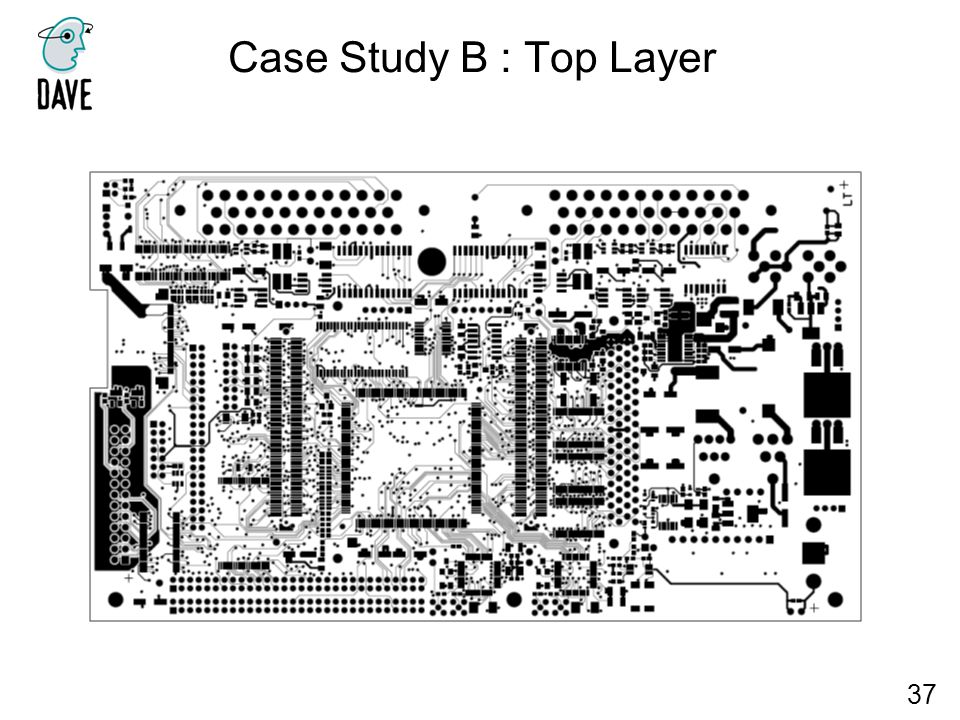 Case Study B : Top Layer 37