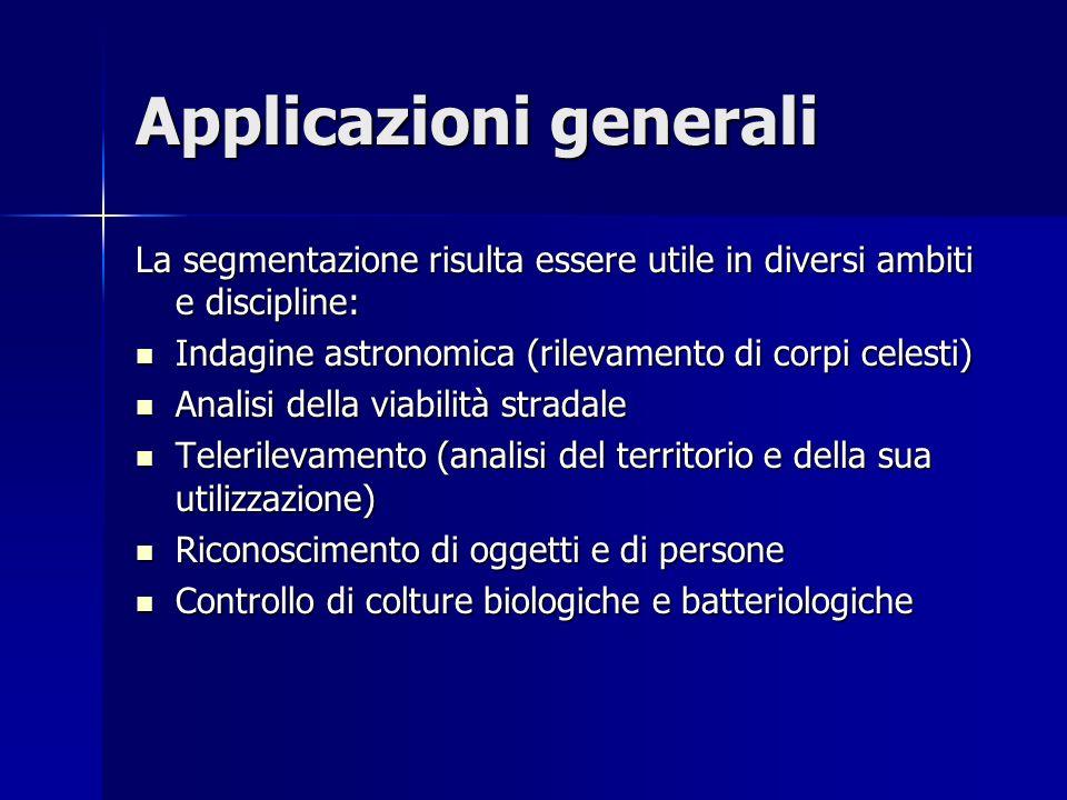 Applicazioni generali