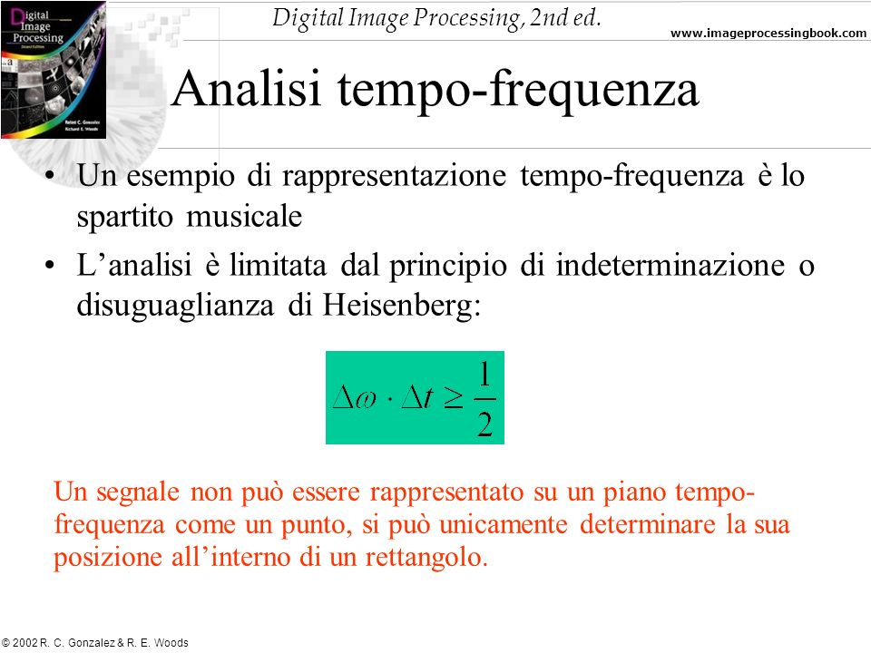 Analisi tempo-frequenza