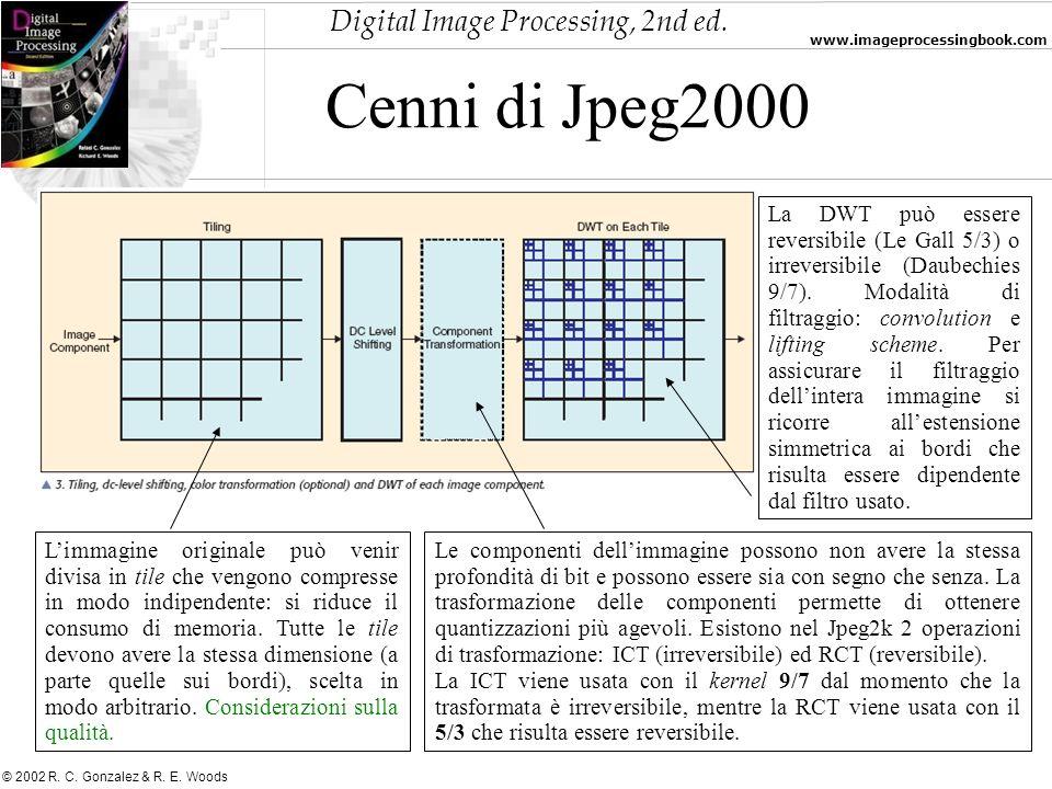 Cenni di Jpeg2000