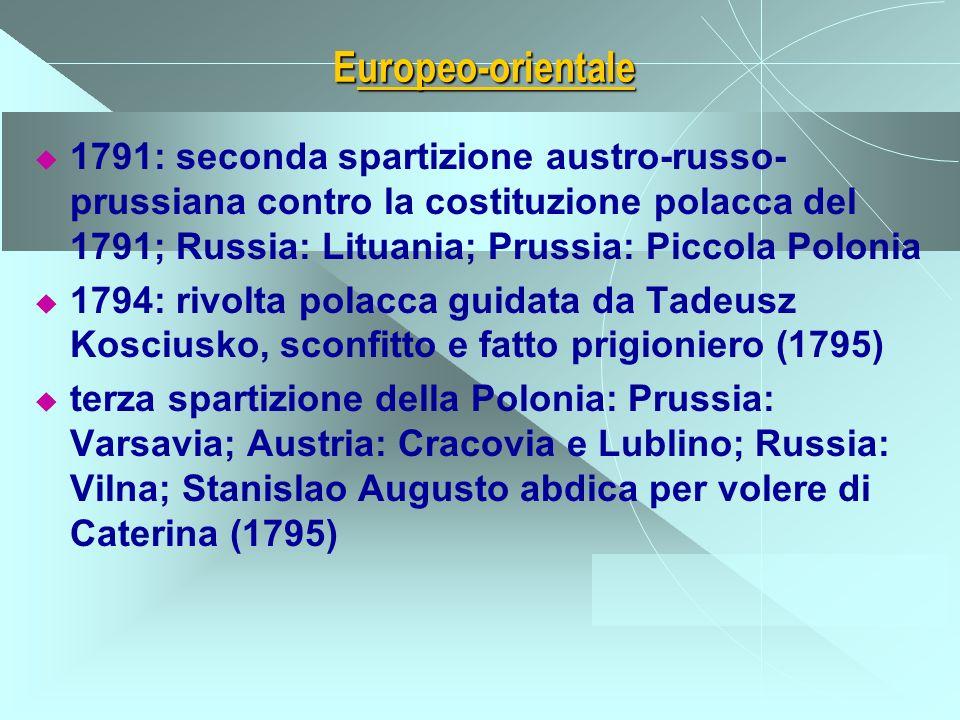 Europeo-orientale