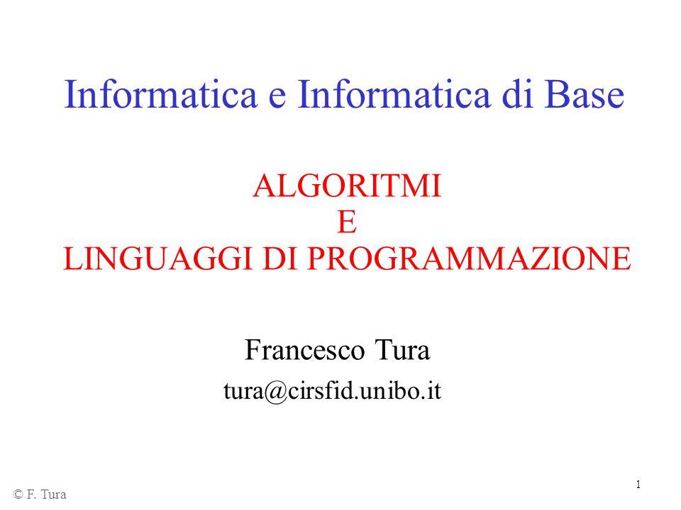 Informatica e Informatica di Base