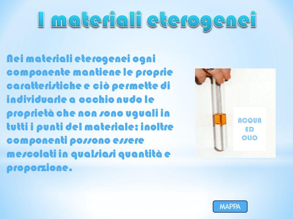 I materiali eterogenei