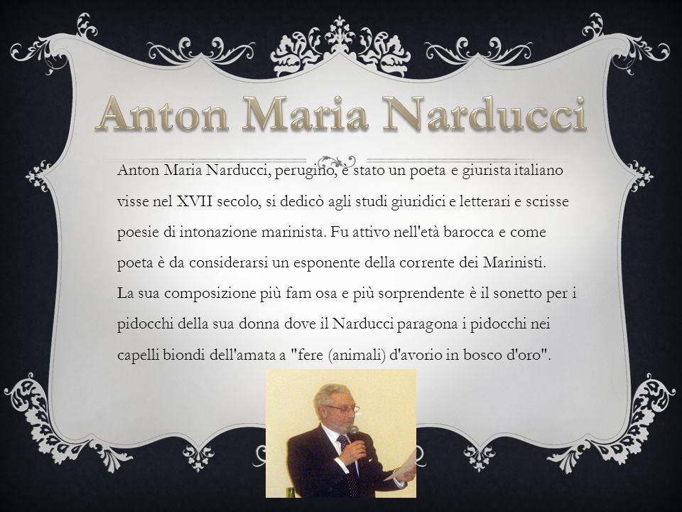 Anton Maria Narducci