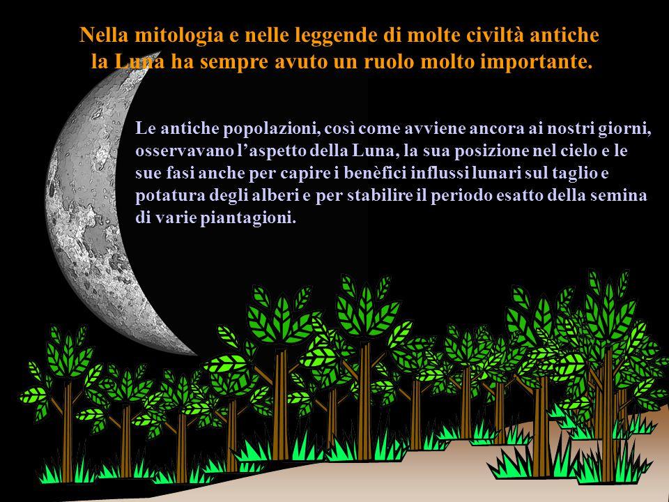 Nella mitologia e nelle leggende di molte civiltà antiche