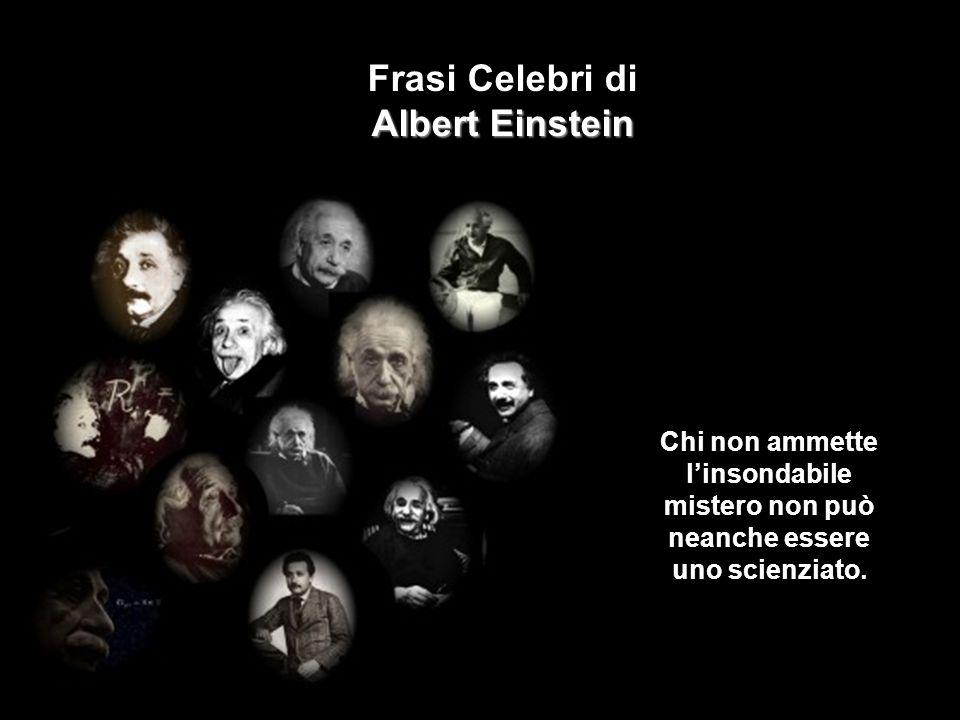 Frasi Celebri di Albert Einstein