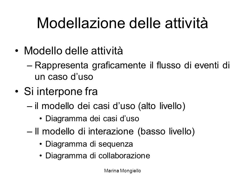 Modellazione delle attività