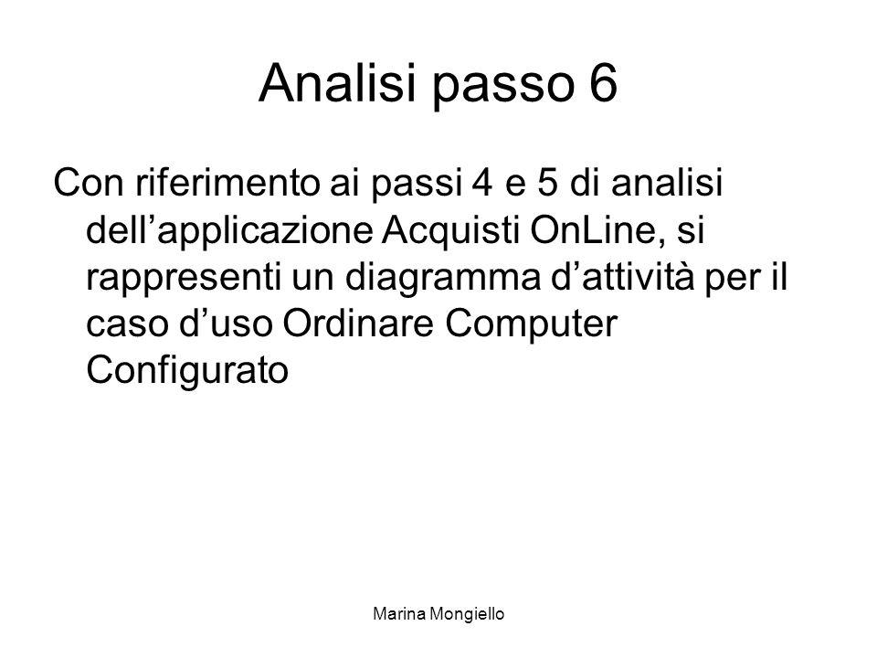 Analisi passo 6