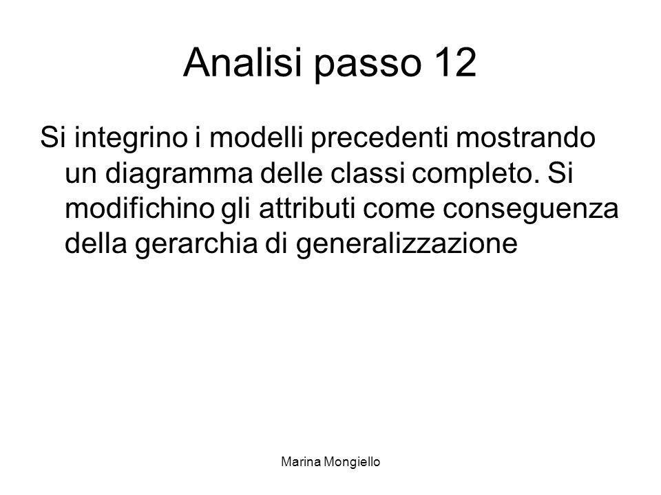 Analisi passo 12