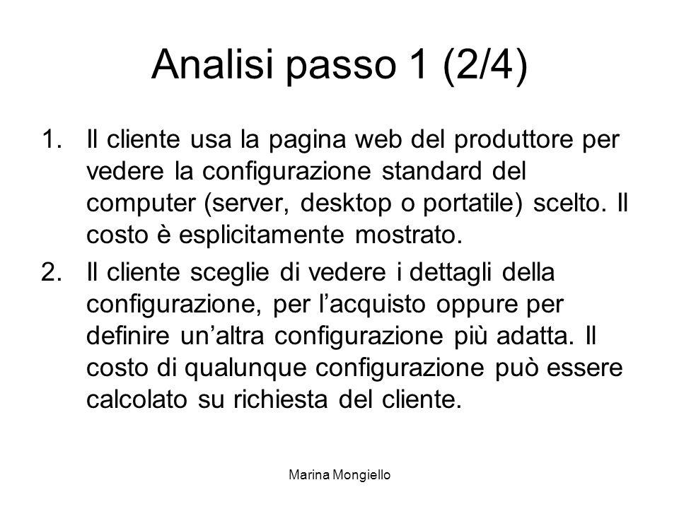 Analisi passo 1 (2/4)