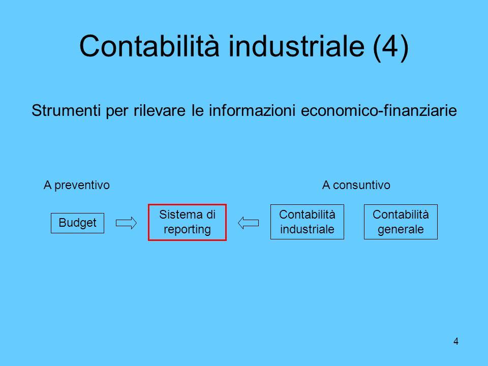 Contabilità industriale (4)
