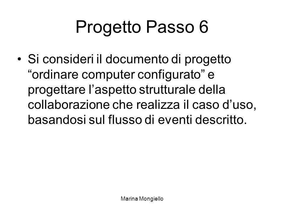 Progetto Passo 6