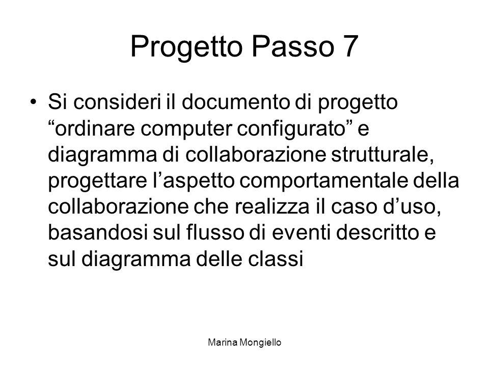 Progetto Passo 7