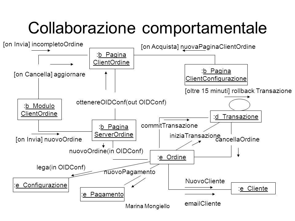 Collaborazione comportamentale