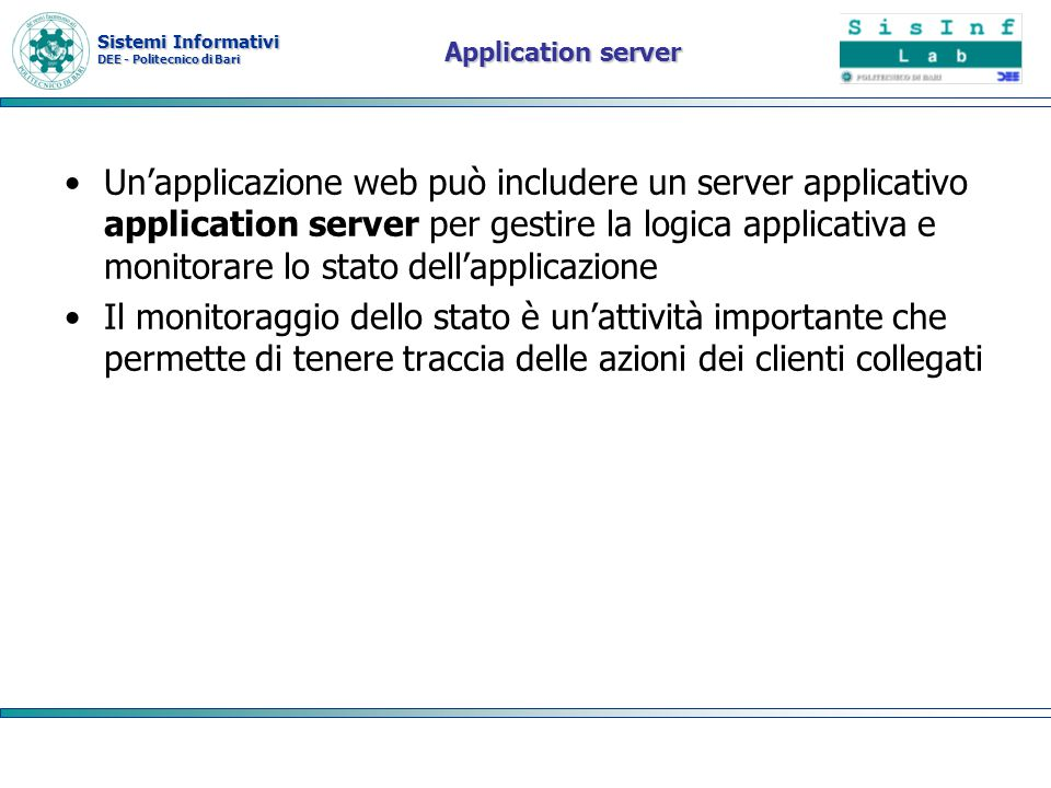 Application server