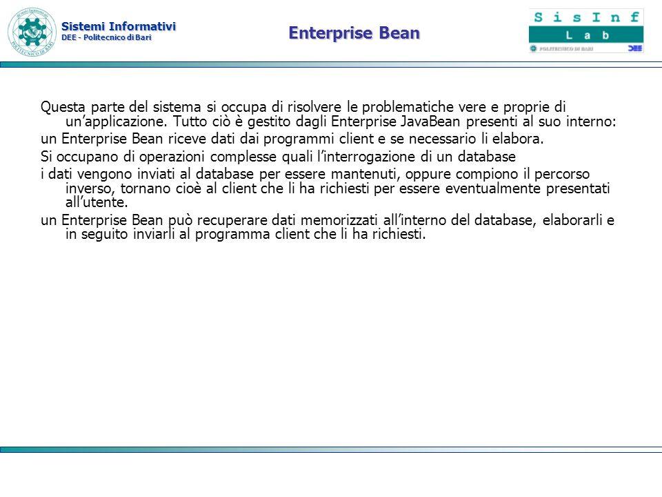 Enterprise Bean