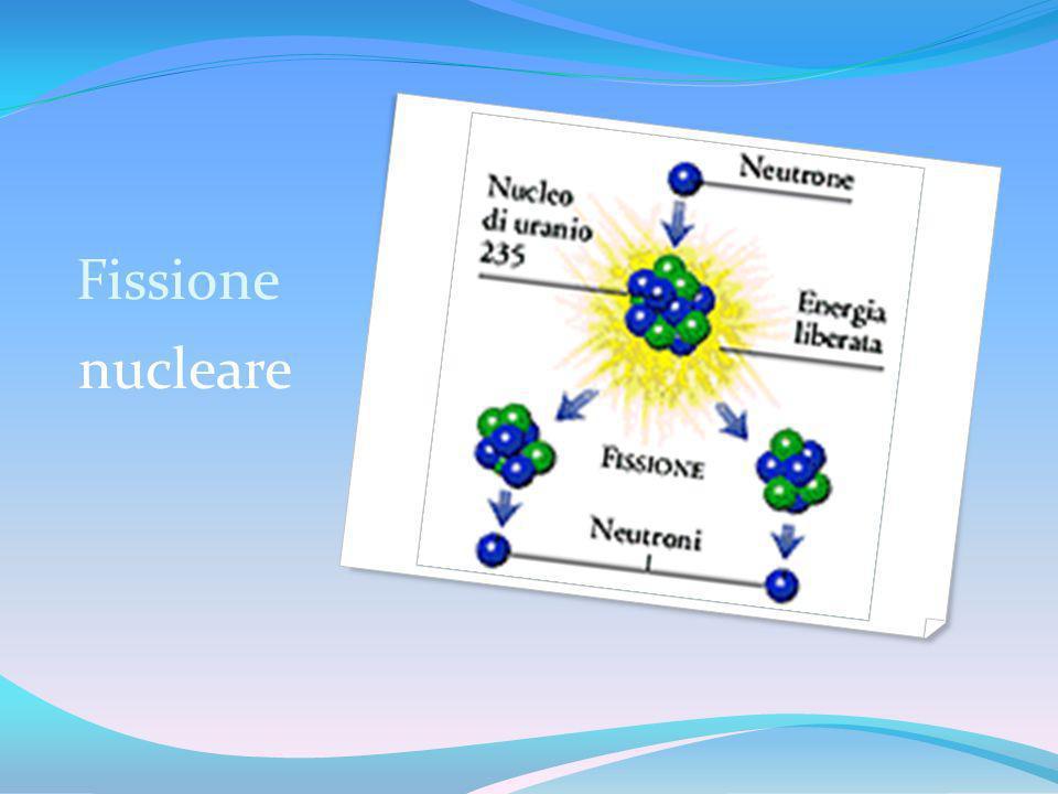 Fissione nucleare