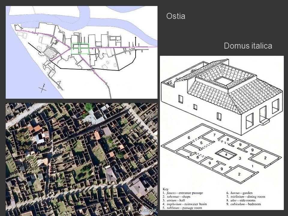Ostia Domus italica