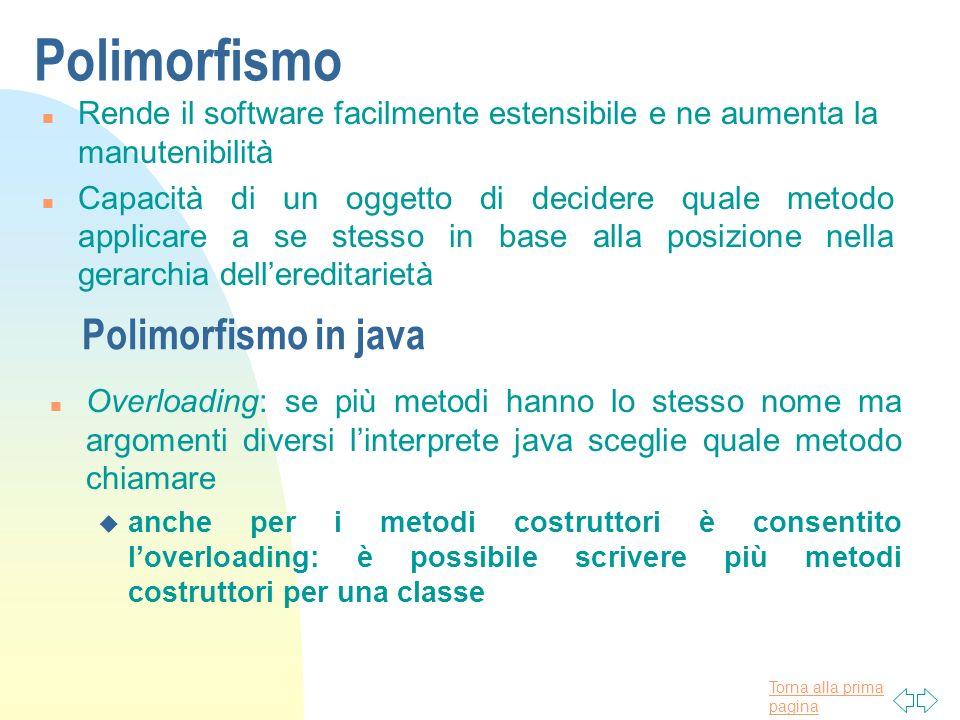 Polimorfismo Polimorfismo in java