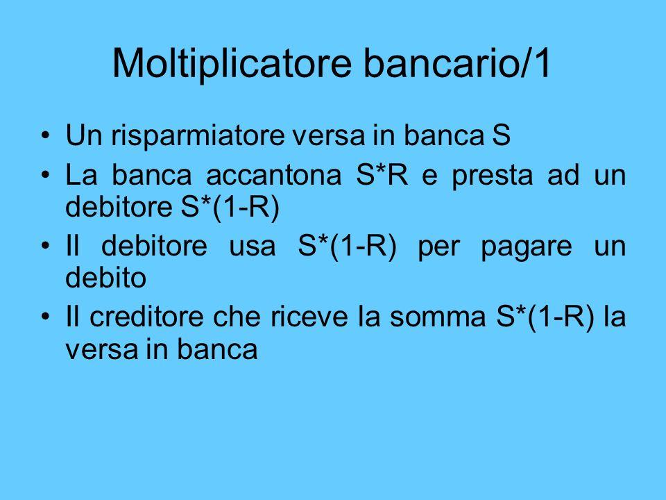 Moltiplicatore bancario/1