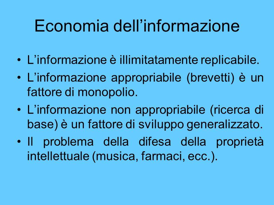 Economia dell'informazione