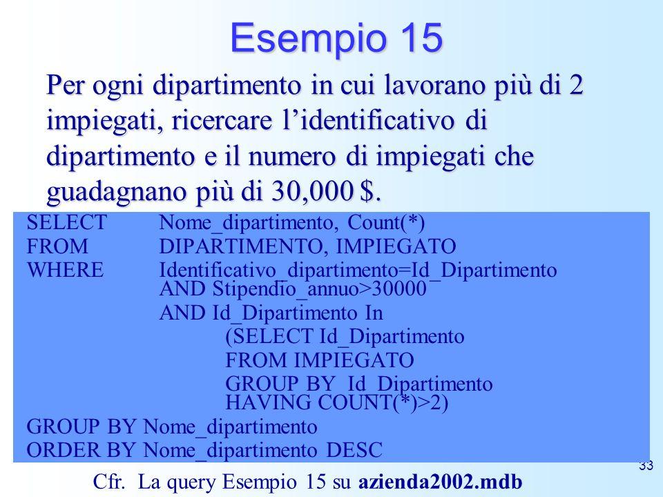 Esempio 15