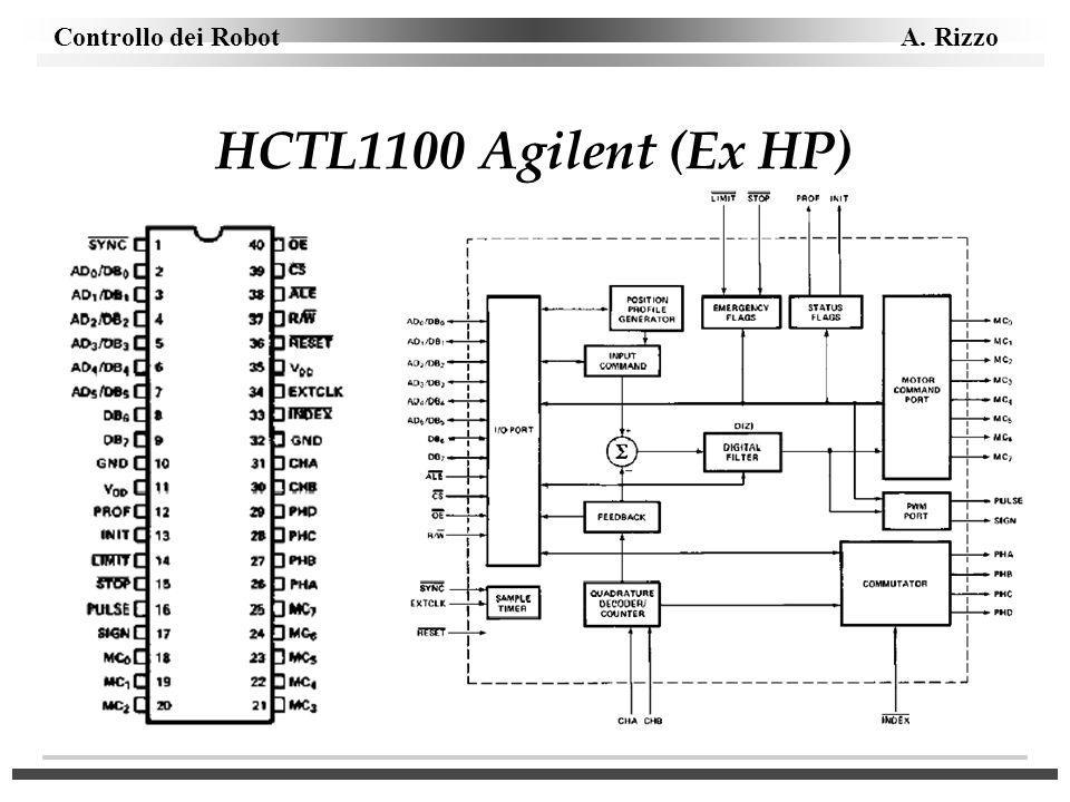 HCTL1100 Agilent (Ex HP)