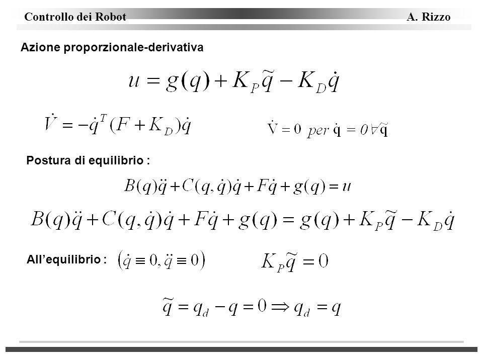 Azione proporzionale-derivativa