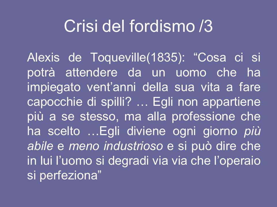 Crisi del fordismo /3