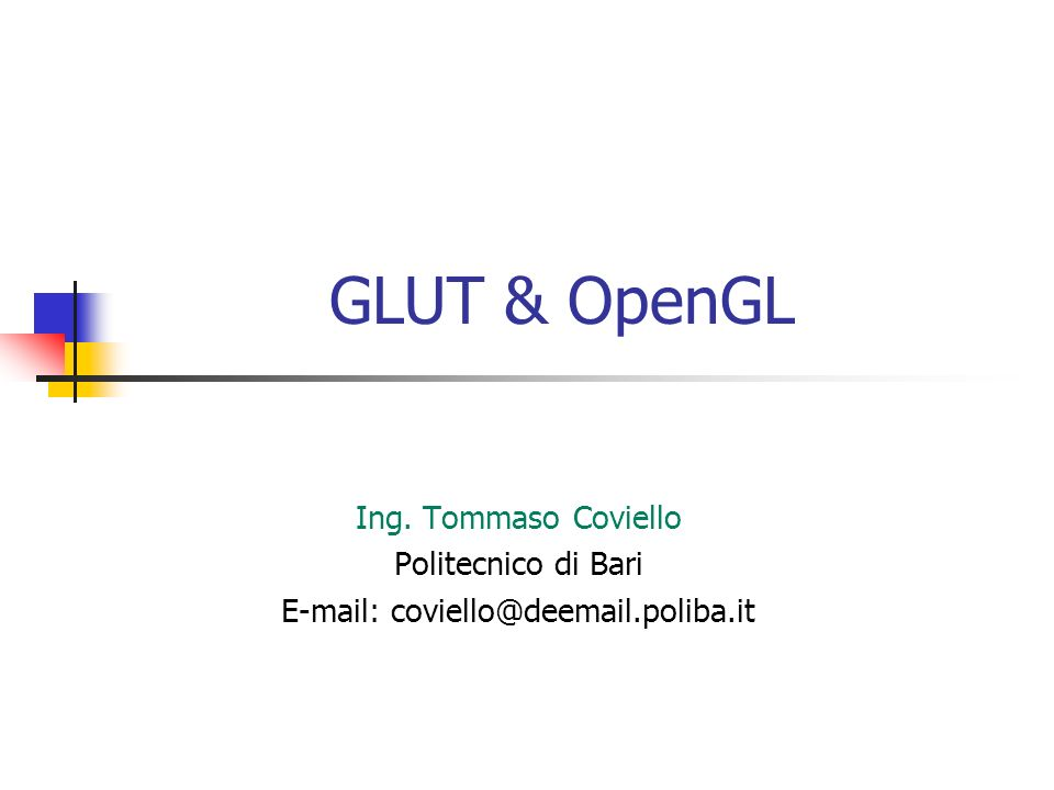 E-mail: coviello@deemail.poliba.it