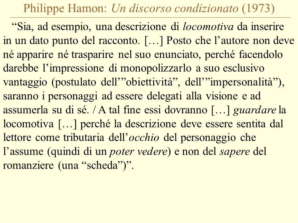 Philippe Hamon: Un discorso condizionato (1973)