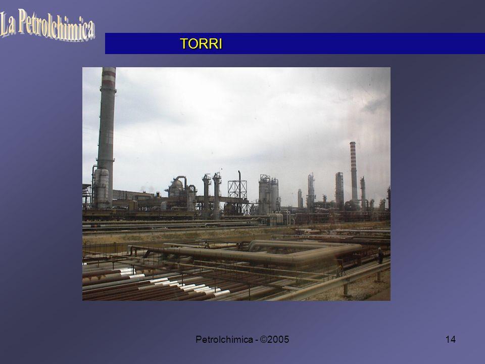 La Petrolchimica TORRI Petrolchimica - ©2005