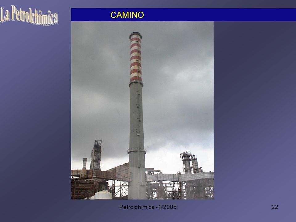 La Petrolchimica CAMINO Petrolchimica - ©2005