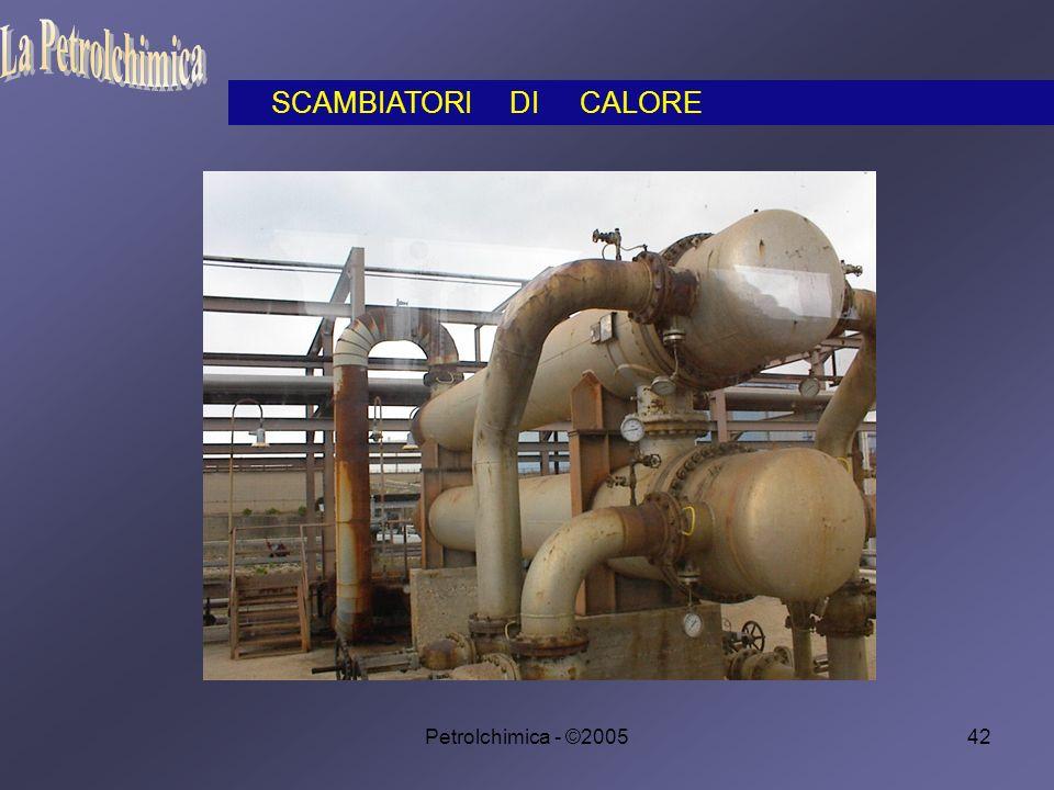 La Petrolchimica SCAMBIATORI DI CALORE Petrolchimica - ©2005