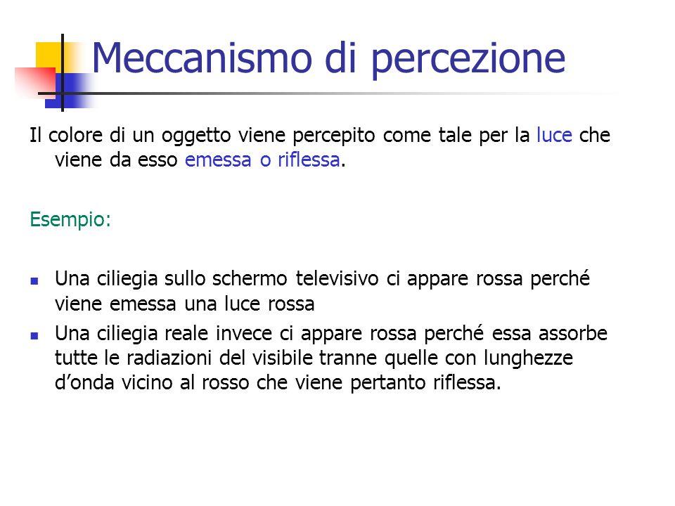 Meccanismo di percezione