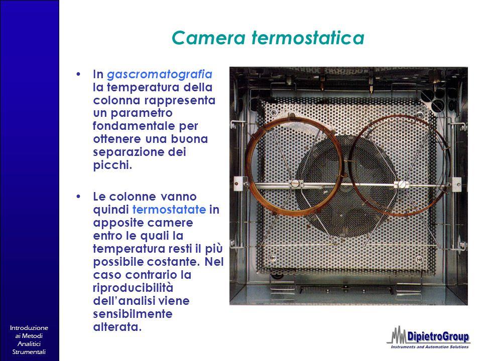 Camera termostatica