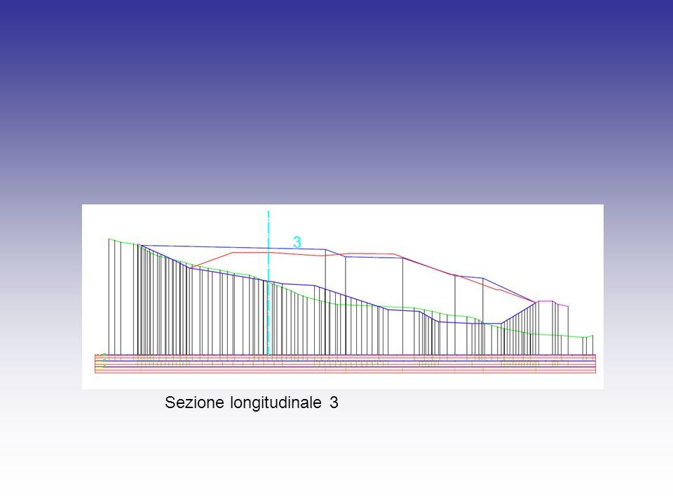 Sezione longitudinale 3