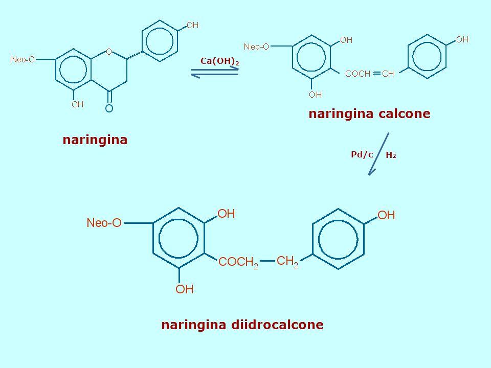 naringina diidrocalcone