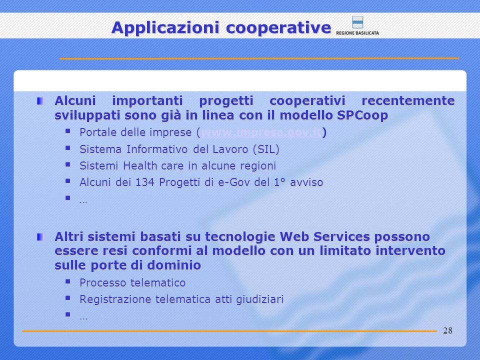 Applicazioni cooperative